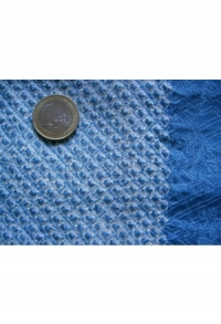 "Shibori ""light blue"""
